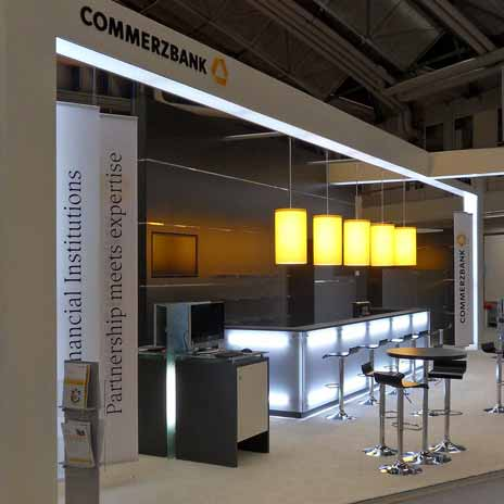 Commerzbank Messe Amsterdam