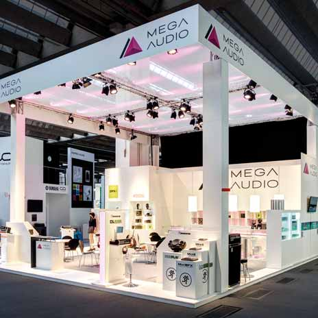 Mega Audio Messe Ffm
